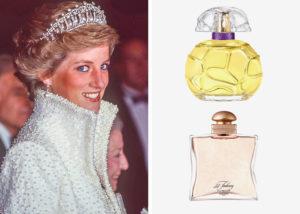 Любимые духи знаменитых женщин с потрясающими ароматами