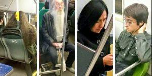 Эти 20+ фото доказывают, что метро это другая вселенная