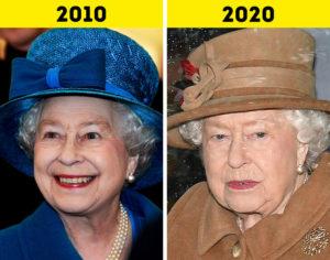 Как члены королевской семьи изменились за последние 10 лет
