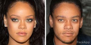 Вот как бы выглядели 17 знаменитых женщин, если бы они родились мужчинами