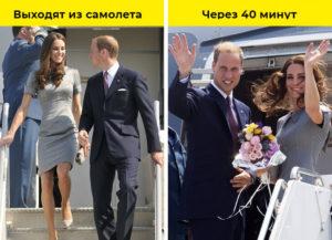 7 странных фактов о том, как королевская семья путешествует