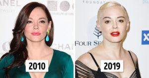 10 трансформаций в прическах знаменитых людей, которые выглядят настолько радикально, что мы не можем поверить своим глазам