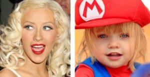 Как выглядят дочери 20 знаменитостей